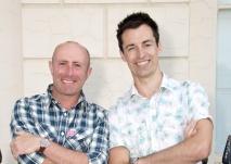 Ian Rowlands & Dylan Walker